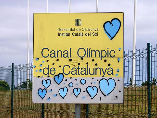 baldiri : i love canal olimpic de catalunya : BALDIRI07071601.jpg