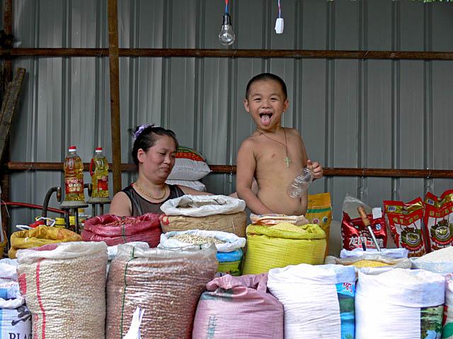 baldiri : hangzhou market : BALDIRI07091501.jpg