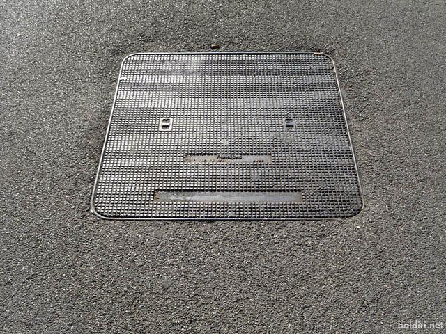 baldiri : manhole face : baldiri08101401