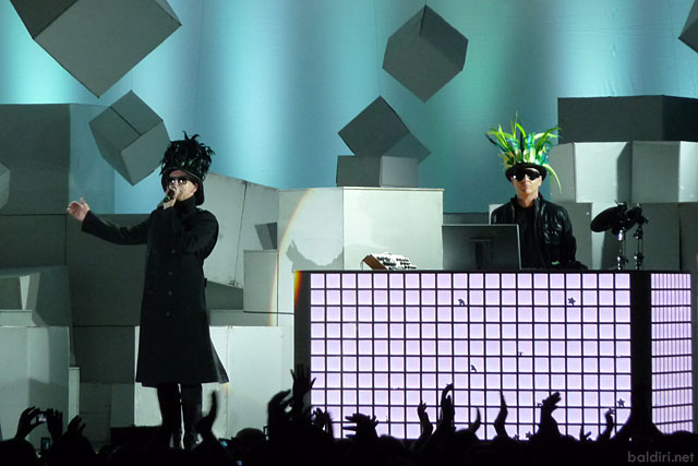 baldiri : pet shop boys being boring : baldiri09071201