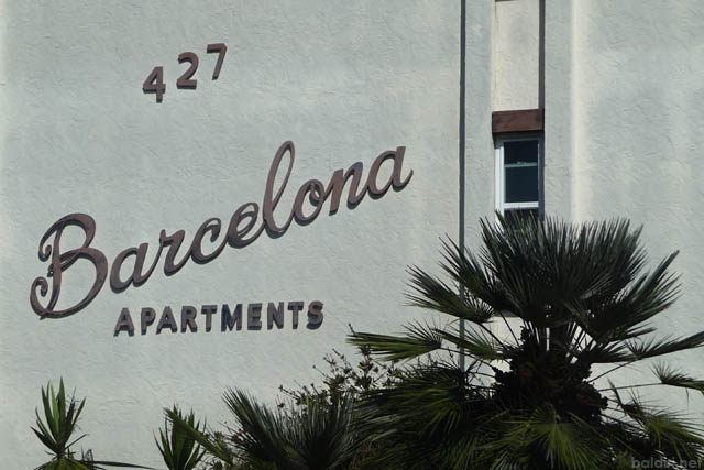baldiri : barcelona apartments san diego : baldiri09072201
