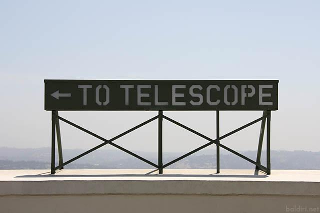 baldiri : to telescope : baldiri09082501