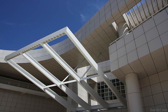 baldiri : getty center architecture : baldiri09083001