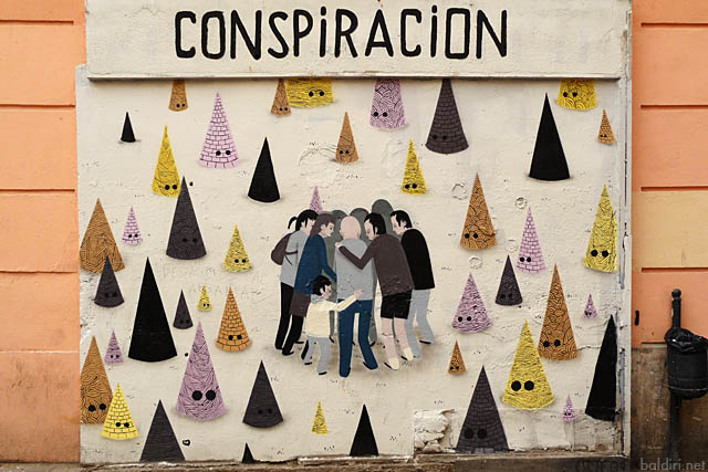 baldiri : conspiracion