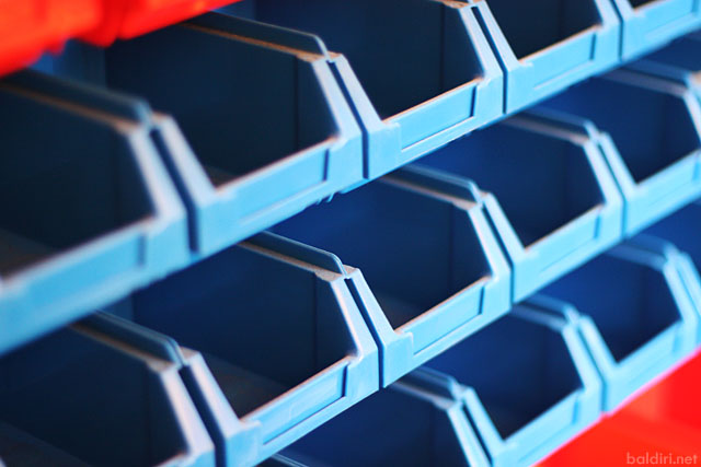 baldiri : plastic boxes : baldiri100907