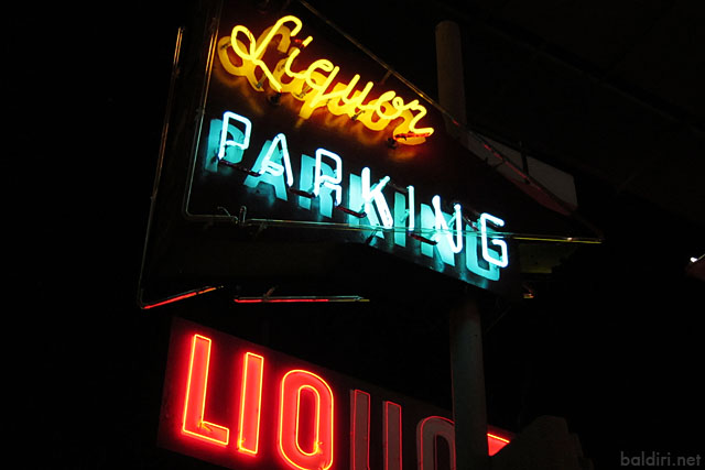 baldiri : liquor parking : baldiri101128