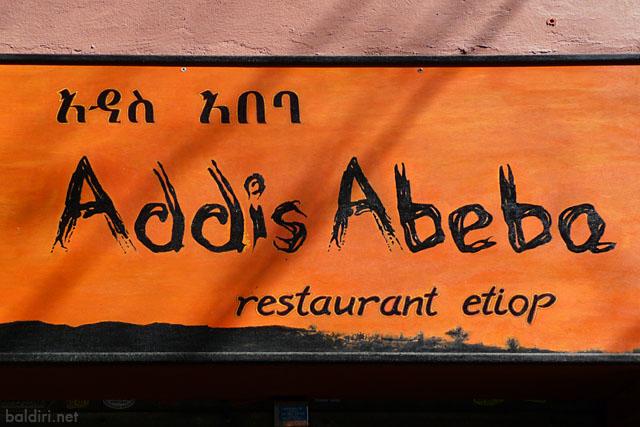 baldiri : restaurant etiop