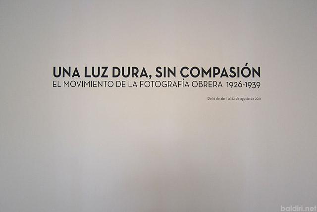baldiri : una luz dura, sin compasion