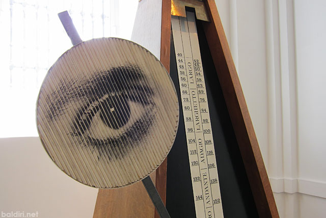 baldiri : man ray's indestructible object