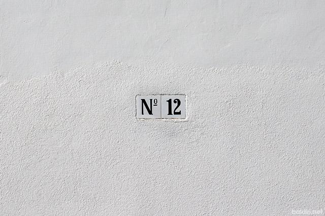 baldiri : no 12