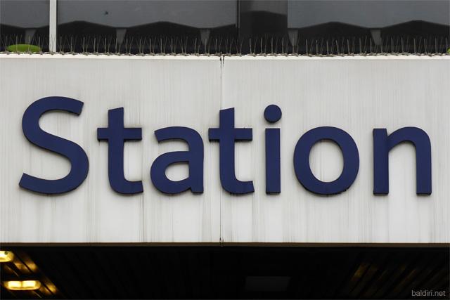 baldiri : station