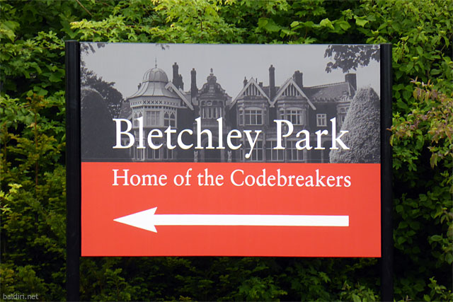 baldiri : bletchley park home of codebreakers
