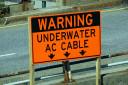 baldiri : underwater ac cable