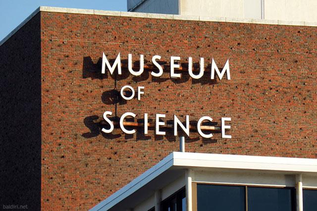 baldiri : museum of science