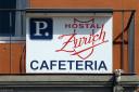 baldiri : hostal zurich cafeteria