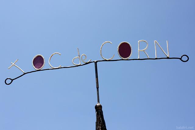 baldiri : toc de corn