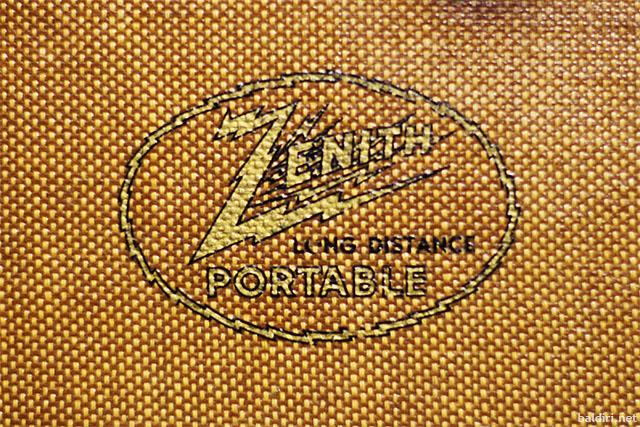 baldiri :  zenith portable